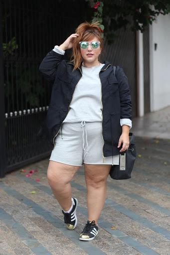 ¿Cómo vestir si soy gordita con cuerpo rectangular?
