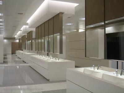 Dasar tandas nasional perlu kemas, tandas bersih, rekabentuk tandas, pengurusan tandas kualiti, ciri tandas kualiti