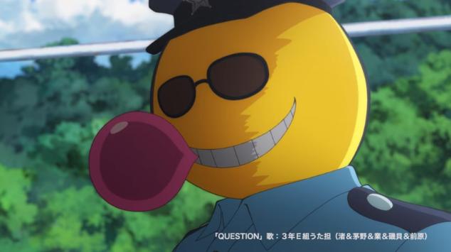 Lagu Pembuka Dan Penutup Dari Anime Musim Kedua 'Ansatsu Kyoshitsu' Diperlihatla Di Video Promosi Terbarunya