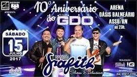 10º ANIVERSÁRIO DO FÃ CLUB #GDO