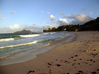 North East Point Beach, Mahe, Seychelles