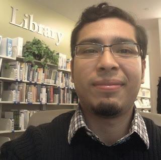 Ricardo Garcia-Graduate Student IV