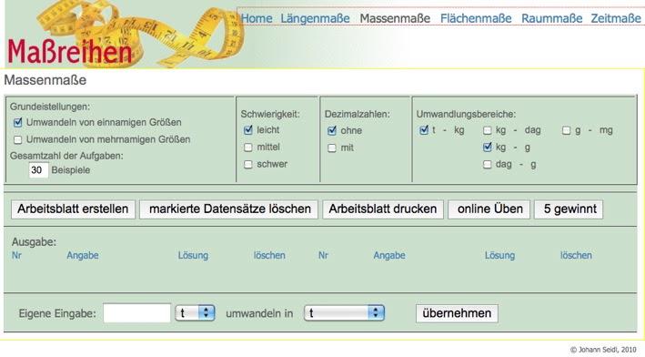 Schulpixel - Medien in der Schule: Arbeitsblattgenerator für ...