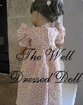 The Well Dressed Doll