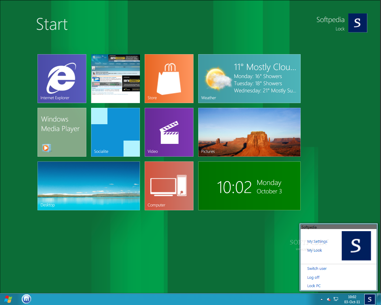 Windows 8 Transformation Pack 2.0 Terbaru 2012