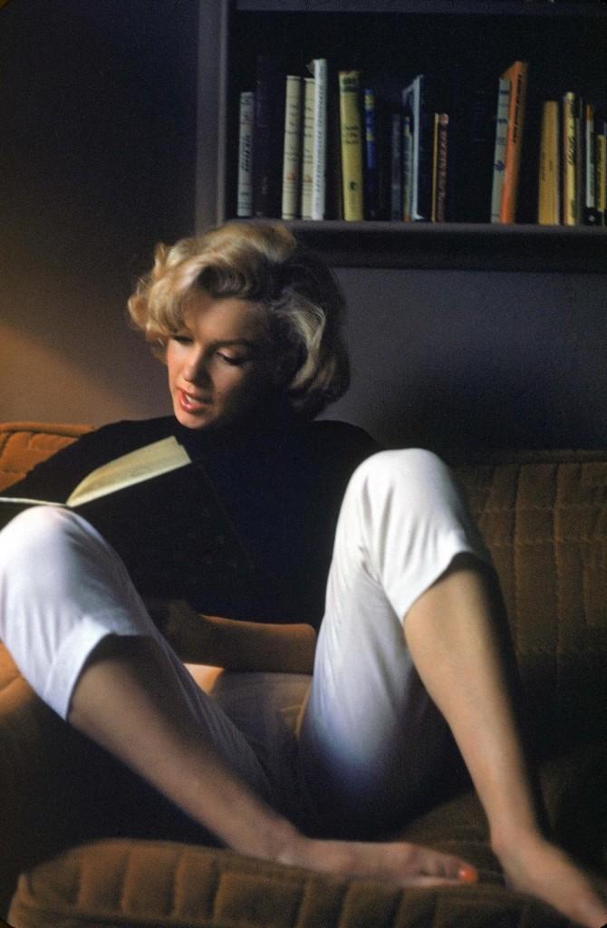 lettura di Marilyn