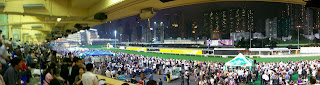 Hong Kong - A Night Out at the Happy Valley