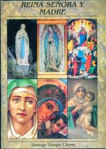 Libro: Reina, Señora y Madre. Dar clip en imagen