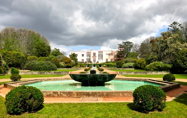 Casa de Serralves photo by Joao Pires