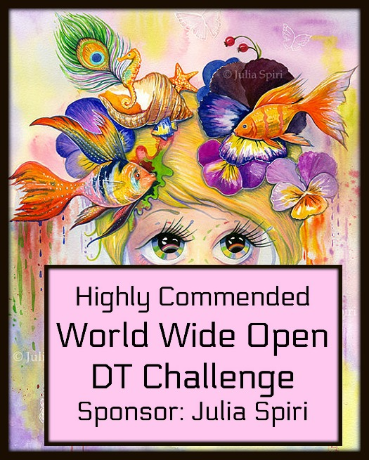 Winner of Highly Commended from World Wide Open DT Challenge