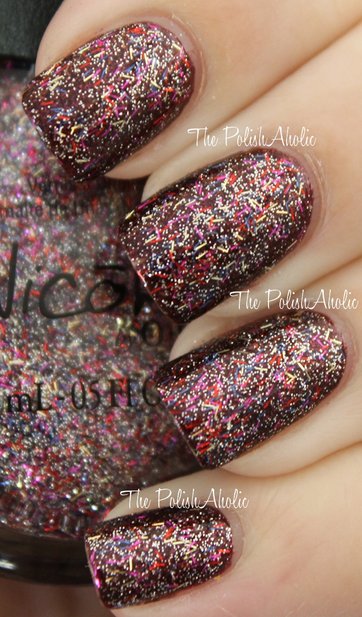 The PolishAholic: Nicole by OPI 2012 Walmart Exclusives!