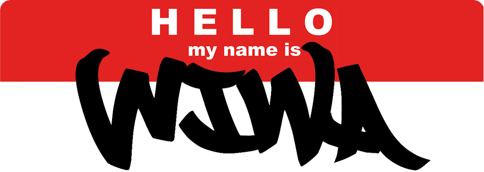 HELLO my name is WiWa