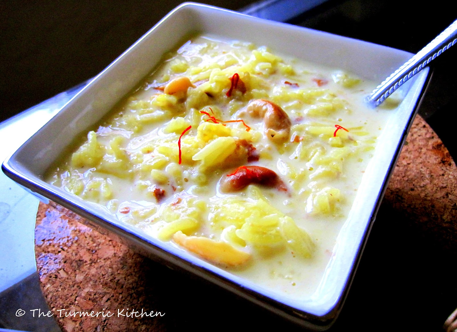 Odia rice pudding