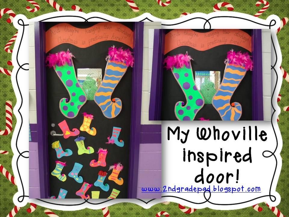 2nd Grade Christmas Craft Ideas Part - 20: 2nd Grade Pad