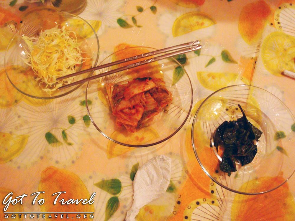 how to cook korean skuid