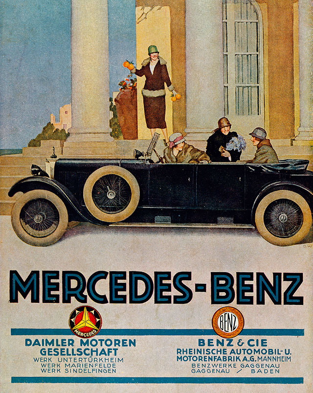mercedes benz news mercedes benz history. Cars Review. Best American Auto & Cars Review
