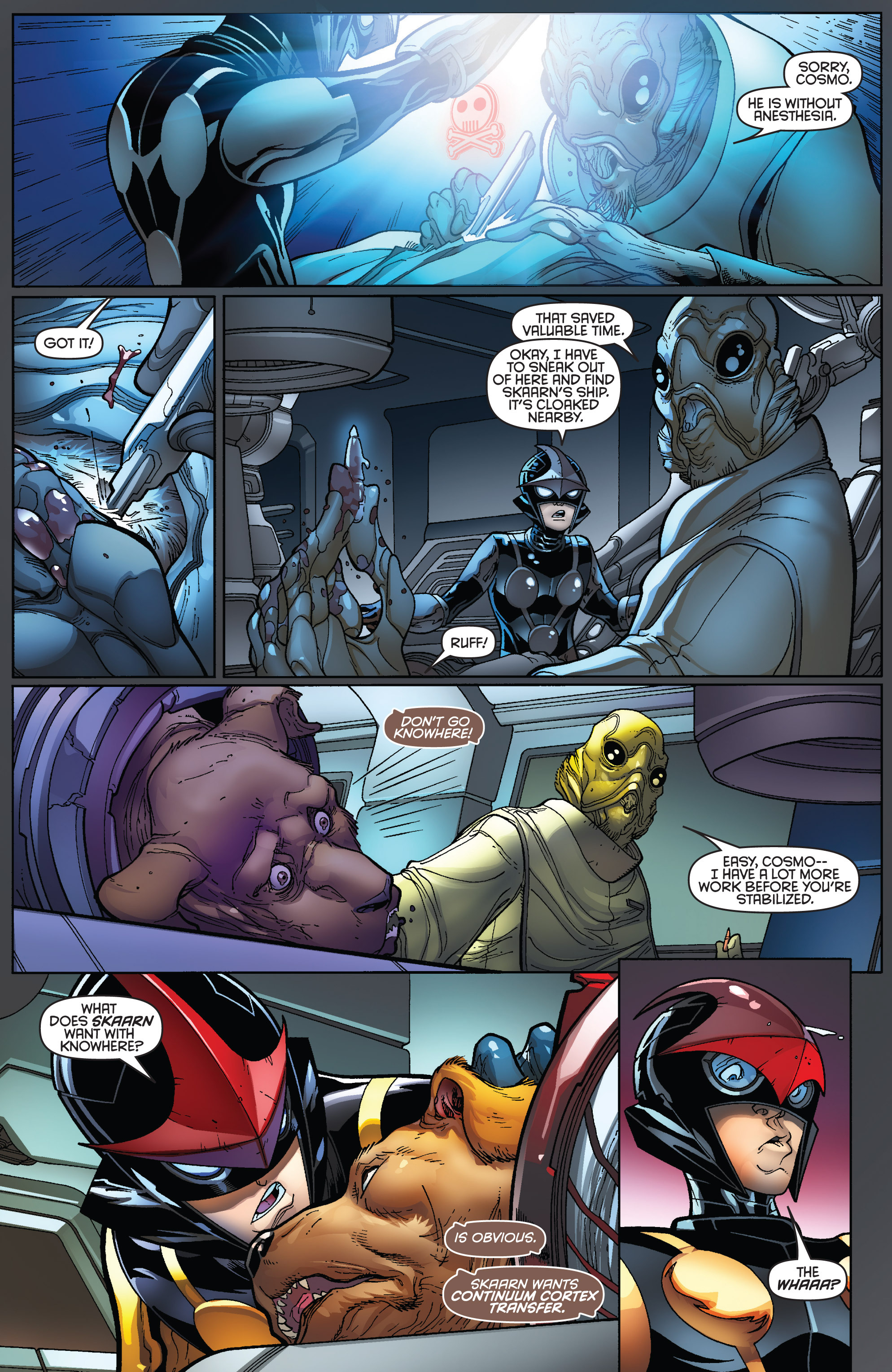 Nova (2013) - Chapter  15 | pic 5