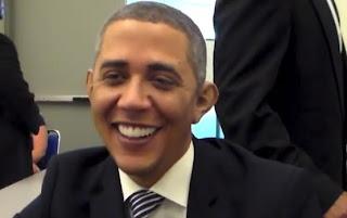 """""""President Obama & Secret Service"""" At Comic Con 2013"""