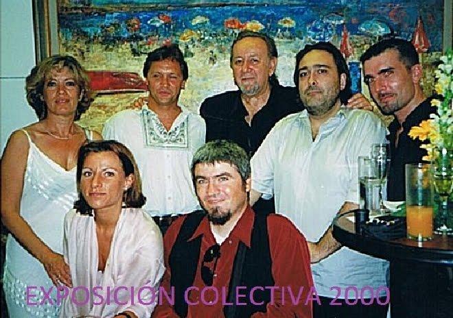 EXPOSICIÓN COLECTIVA Y INAUGURACIÓN SAMMER GALLERY 2000