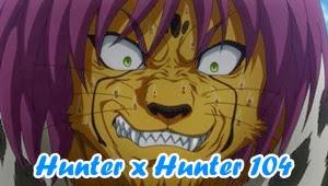 Hunter X Hunter Episode 104 Subtitle Indonesia