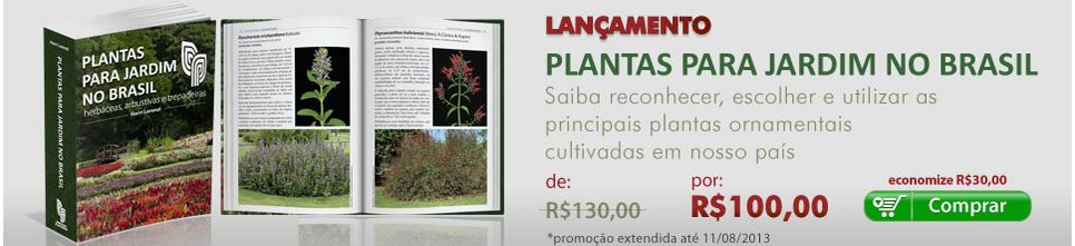 utilizar as principais plantas ornamentais cultivadas em nosso país