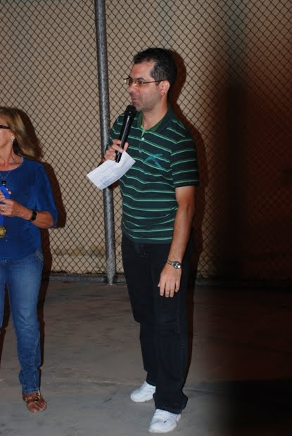 ENTREGA DOS PRÊMIOS DIA DO ESTUDANTE 2011