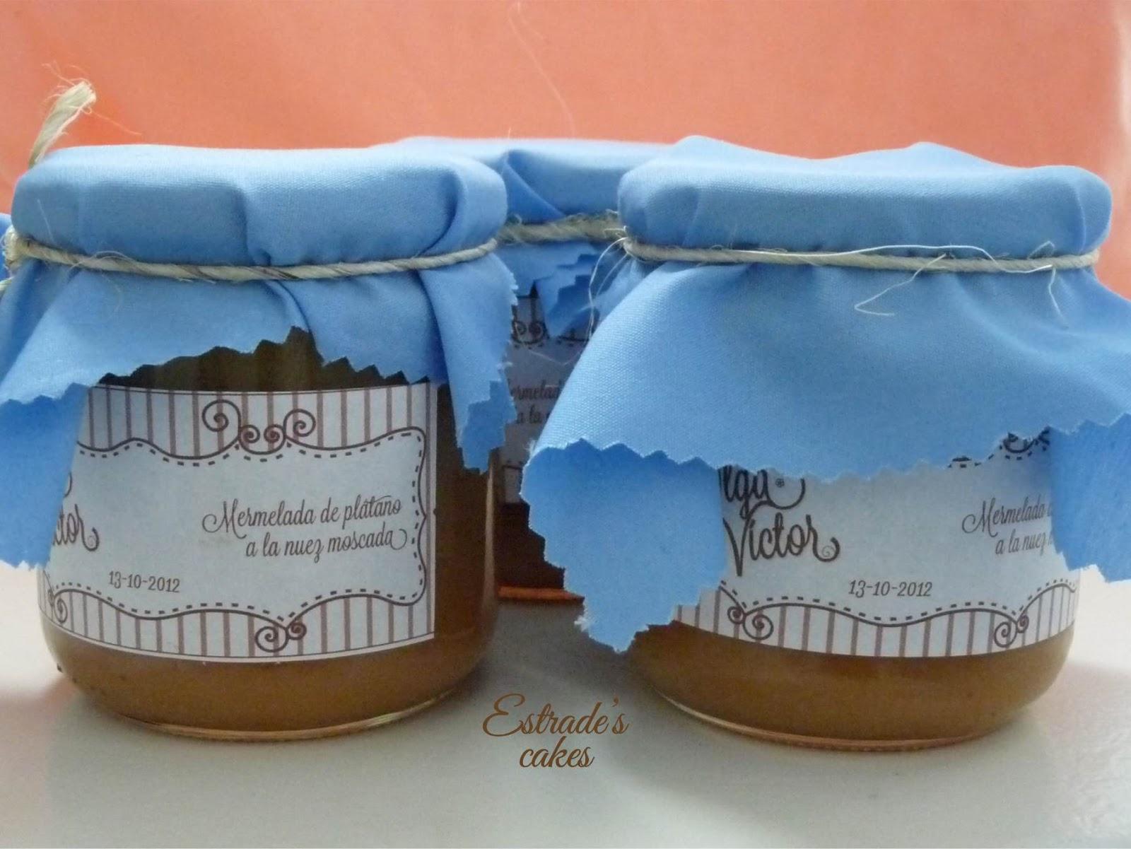 regalo de boda - mermelada