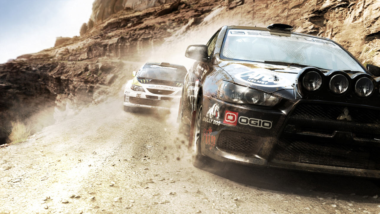 Dirt 2 [PC ~ MULTI5]