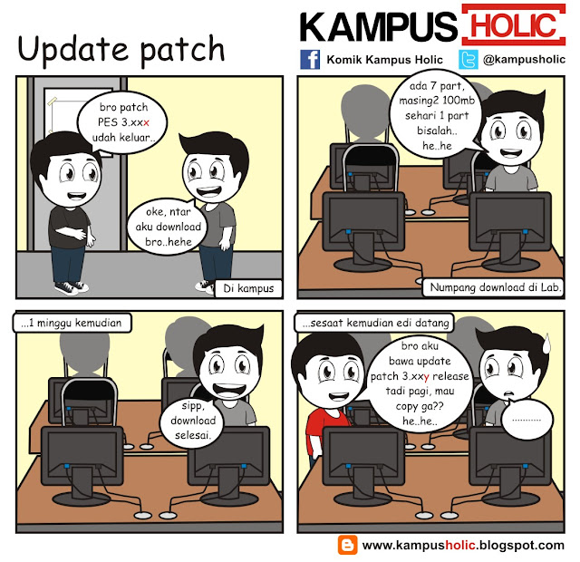 #169 Update patch PES