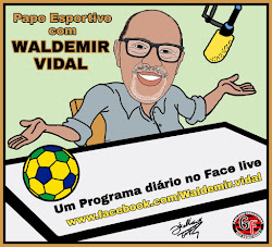 PAPO ESPORTIVO COM WALDEMIR VIDAL