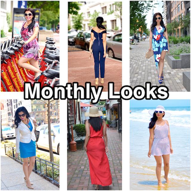 Monthly looks-mariesilo