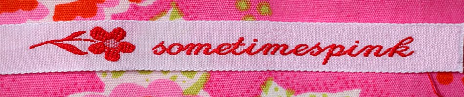 sometimespink goes creative - a DIY Blog