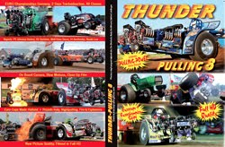 Thunder Pulling 8 DVD