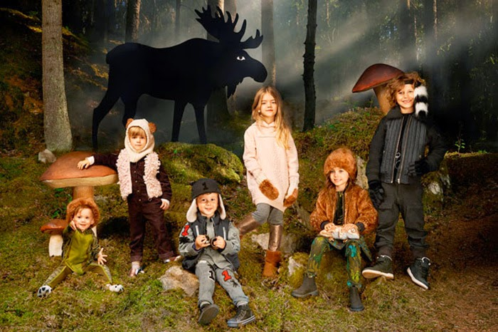 H&M all for children 2014