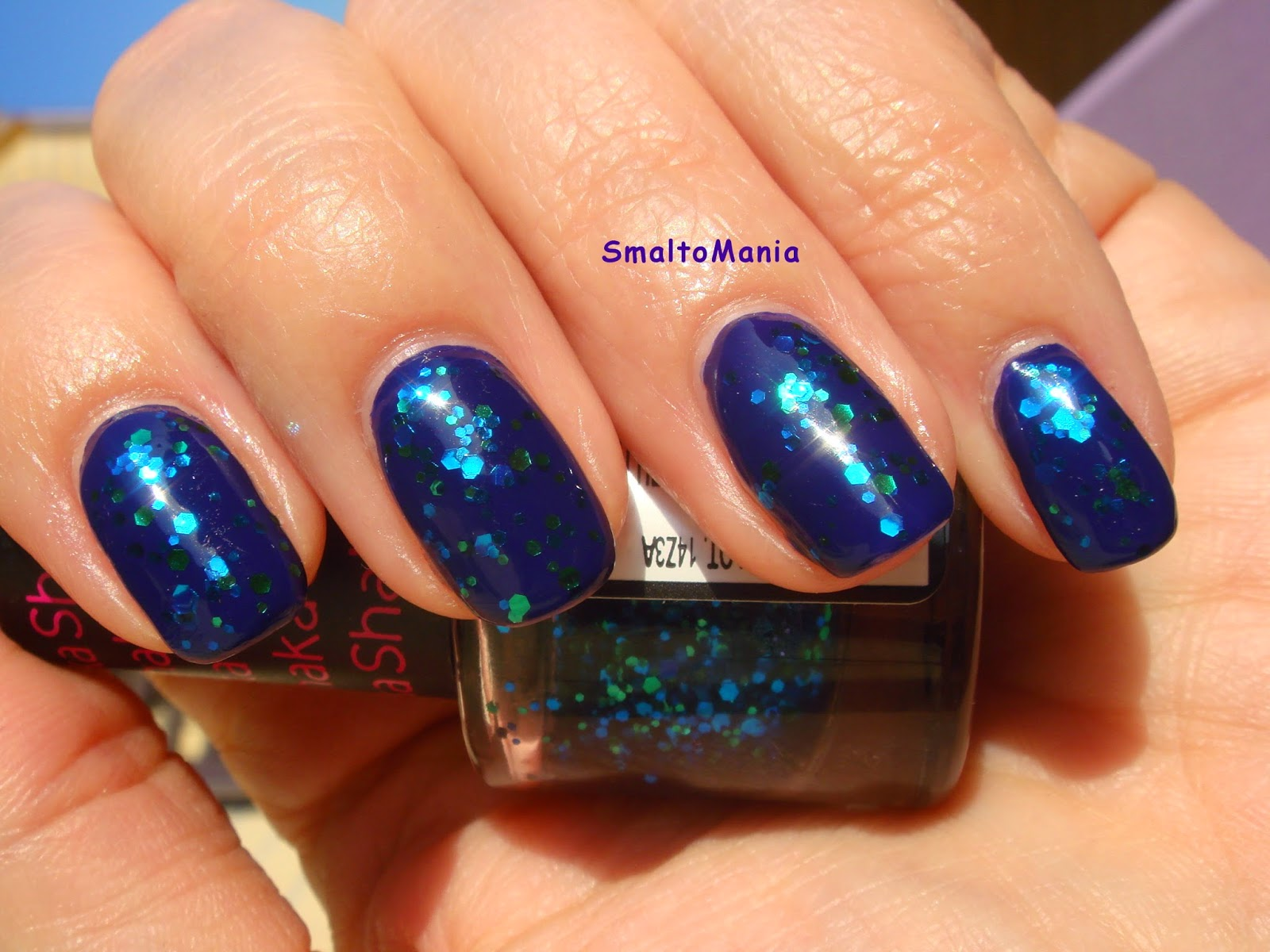 Shaka Glitter Top Coat n.09 Mermaid