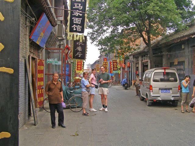 Suzhou old city shopping