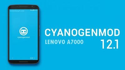 Cara Install Custom ROM Cyanogenmod 12.1 Lollipop di Lenovo A7000
