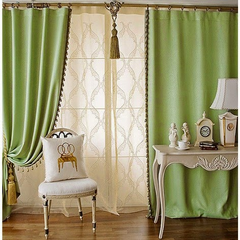 Luxury Window Fashions : Window Treatment Products: Curtain Types ...