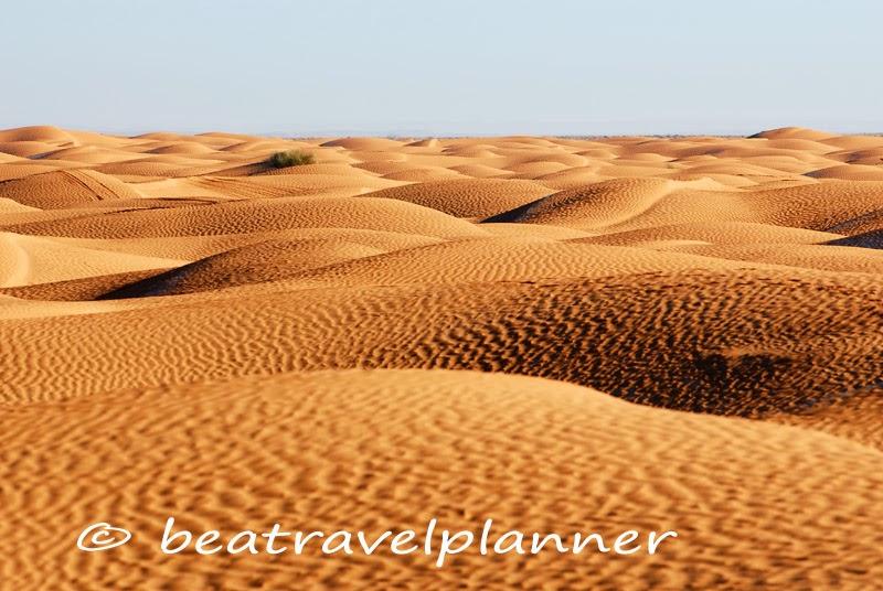 Deserto - Tunisia