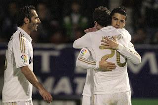 Real Madrid impuso un récord goleador en España