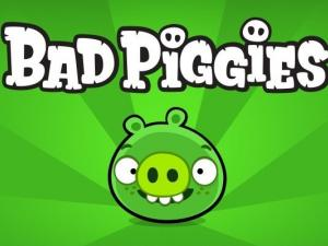 Bad Piggies Wallpaper