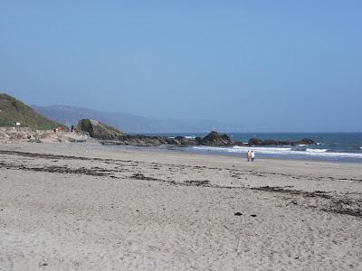 Beach at Looe Cornwall