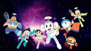 Phim Doraemon: Nobita và những hiệp sĩ không gia
