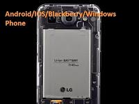 Cara Menghemat Baterai Smartphone (Android/IOS/Blackberry/Windows Phone)