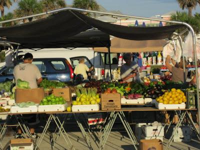 St Augustine Beach Farmers Market