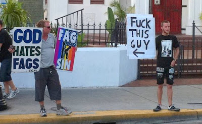 Fuck This Guy - Westboro Baptist Church