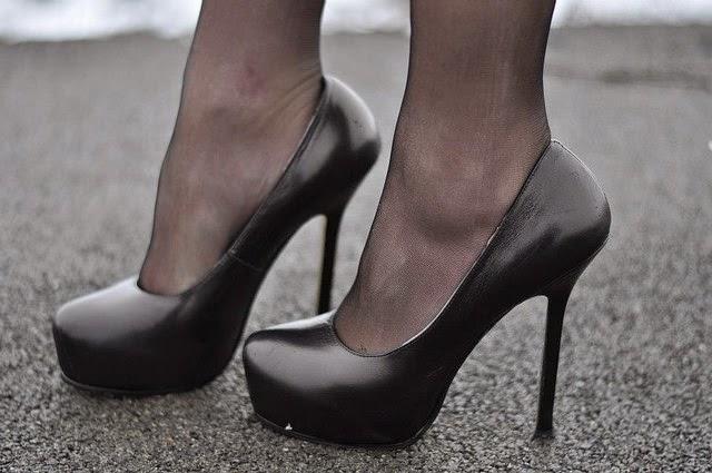 Classic high heels