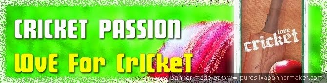 CRICKET PASSION
