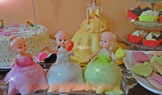 les recettes de mini g 226 teau princesse