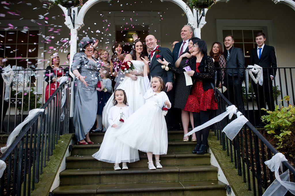 Brandshatch Place Wedding Photographer
